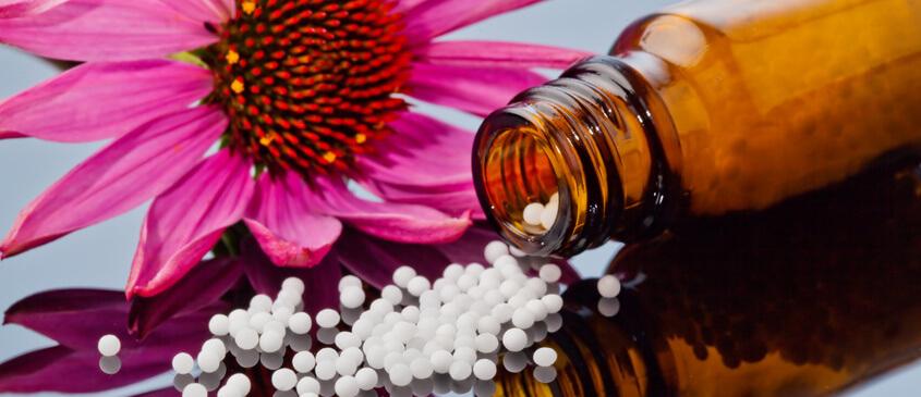 Homöopathika. Globuli als alternative Medizin