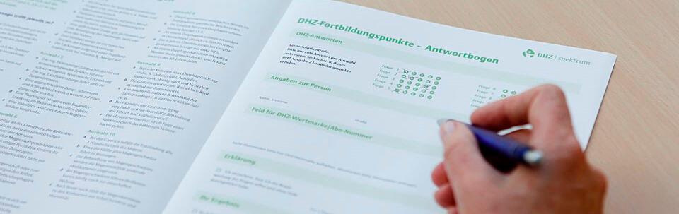 BDH-Fortbildungszertifikat für Heilpraktiker